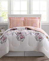 Pem America Meghan Reversible 2-Pc. Twin/Twin XL Comforter Mini Set