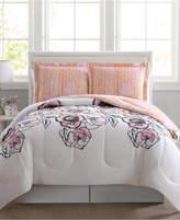 Pem America Meghan Reversible 3-Pc. Full/Queen Comforter Mini Set Bedding