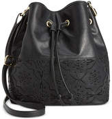 INC International Concepts Karine Bucket Crossbody, Created for Macy's