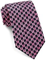 Tailorbyrd Flip Flop Silk Tie