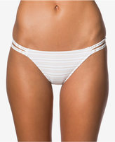 O'Neill Bodega Double-Strap Tonal-Stripe Bikini Bottoms Women's Swimsuit