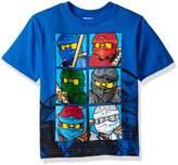 Lego Ninjago Little Boys' T-Shirt