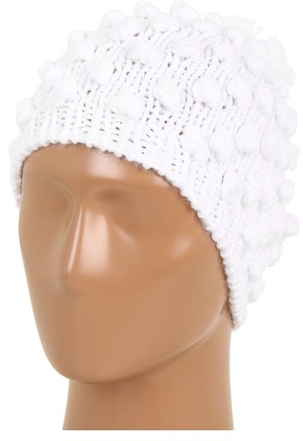Burton Perfect 10 Beanie Women's (Bright White) - Hats