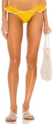 Shani Shemer Sahara Ruffled Bikini Bottom