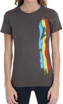 Mighty Fine Womens Star Trek Trek Sash T-Shirt