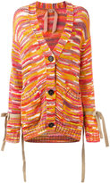 No.21 button up cardigan - women - Cotton/Viscose - 40