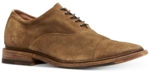 Frye Men's Paul Bal Suede Oxfords Men's Shoes