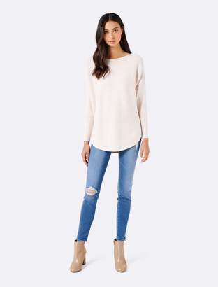 Ever New Nelly Horizontal Batwing Sweater