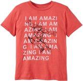 Junk Food Clothing Amazing Spiderman Tee (Toddler/Kid) - Rooser Red-4T