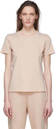 MAX MARA LEISURE Pink Vagare T-Shirt