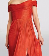Thumbnail for your product : Maria Lucia Hohan Off-The-Shoulder Sharon Gown