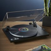 Crate & Barrel Orbit Plus Turntable with Built-In Preamp