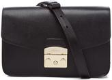 Furla Women's Metropolis Small Shoulder Bag Onyx