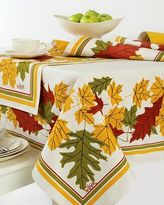 CLOSEOUT! Vera Turning Leaf Table Linens Collection