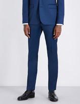 Sandro Slim-fit wool trousers