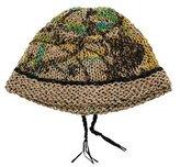 Issey Miyake Raffia Bucket Hat