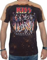 Jack Of All Trades Kiss Cotton Tee