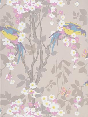 The Little Greene Paint Company Loriini Wallpaper