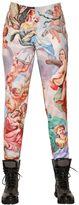 Moschino Fresco Printed Jersey Pants