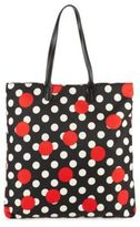 RED Valentino Polka-Dot Tote