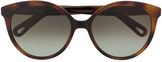 Chloé Eyewear CE765S round-frame sunglasses