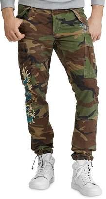 Polo Ralph Lauren Camouflage-Print Slim Fit Cargo Pants