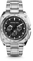 Michael Kors Grandstand Silver-Tone Watch