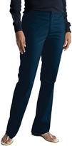Dickies Womens Slim Stretch Bootcut Pants - Short