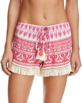 Cool Change Coolchange Babe Swim Cover-Up Shorts