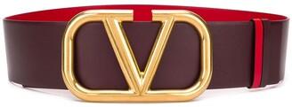 Valentino VLOGO reversible belt