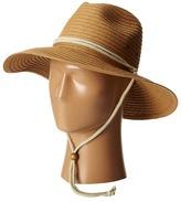 San Diego Hat Company PBL3032 Sunbrim Hat w/ Rope Chin Cord