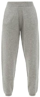 MAX MARA LEISURE Pernice Trousers - Grey