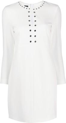 Pinko Studded Shift Dress