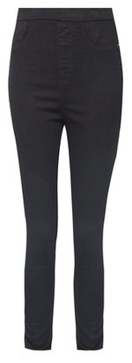 Dorothy Perkins Womens Tall Black 'Eden' High Waist Lightweight Jeggings, Black