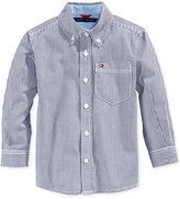 Tommy Hilfiger Little Boys' Striped Shirt