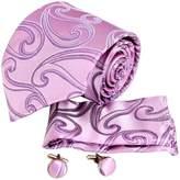 H7035 Stripes Silk Dress Ties Men Cheap Ties for Men 3PT By Y&G