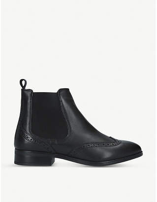 Aldo Alaeria leather Chelsea boots