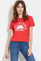 Forever 21 California Graphic Tee