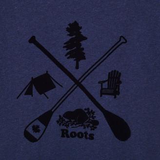 Roots Mens Camping T-shirt