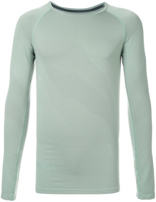 Asics tight-fit skin shirt