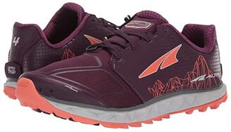 Altra Footwear Superior 4 (Plum) Women's Running Shoes