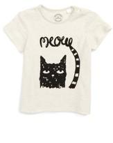 Burberry Infant Girl's Mini Meow Graphic Tee