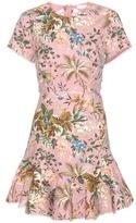 Zimmermann Tropicale Lattice Dress