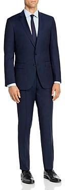 BOSS Huge/Genius Hairline Stripe Slim Fit Suit