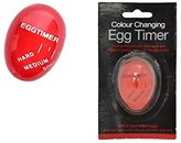 Shine Color Changing Egg Timer Soft Medium Hard Boiled Eggs Cooking Kitchen Easy Use