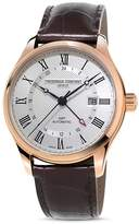 Frederique Constant Classics Automatic GMT Watch, 42mm