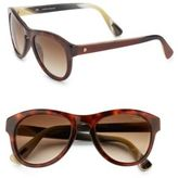 Lanvin 52MM Round Sunglasses