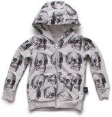 Nununu Infant MD Skull Zip Hoodie