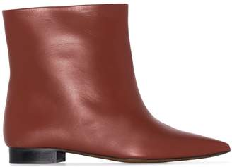 Neous Leandra flat ankle boots
