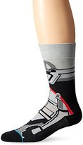Stance Men's First Order Star Wars Classic Crew Sock